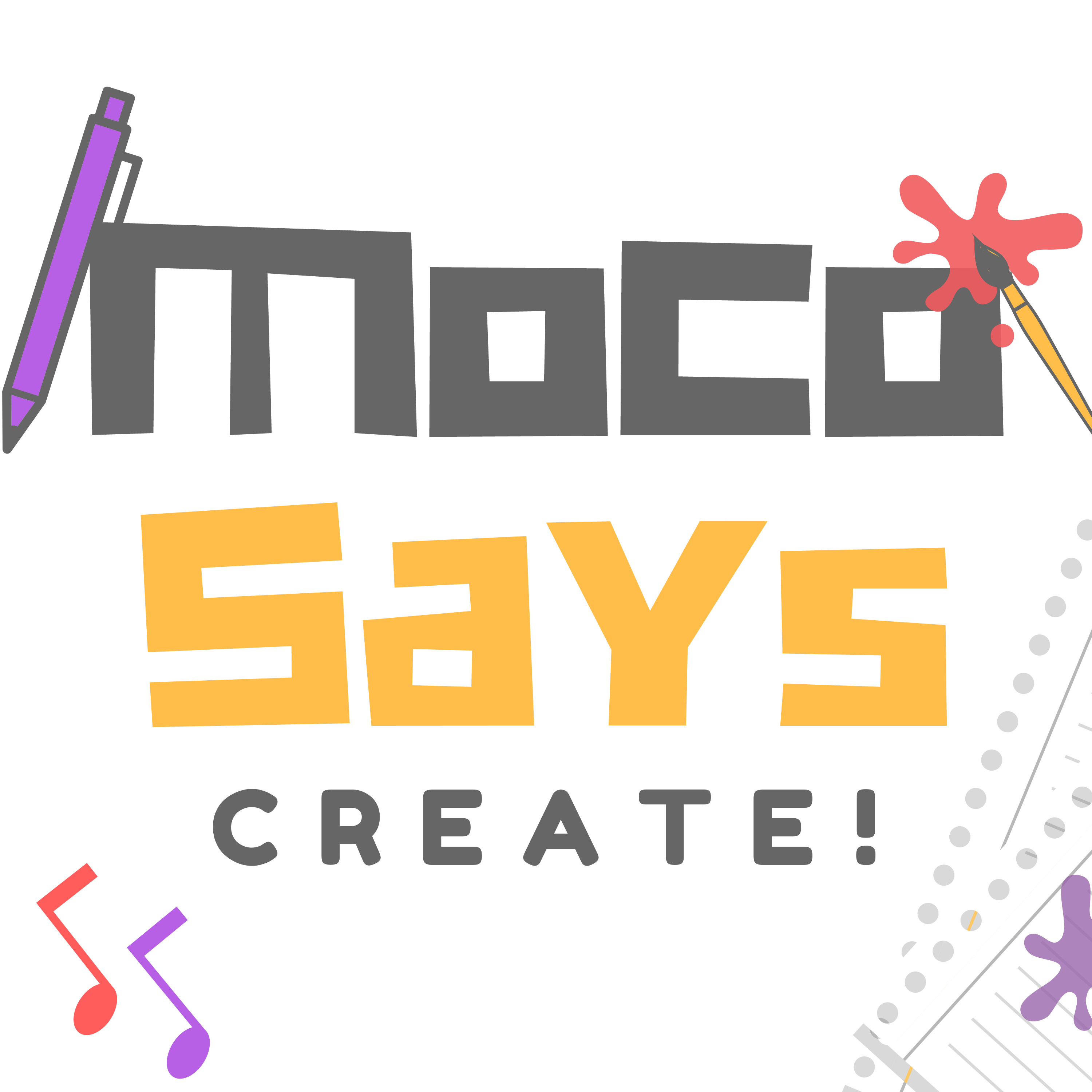 Moco Says Create